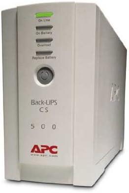 BK500 APC BK500 BACK-UPS 500 SYSTEM