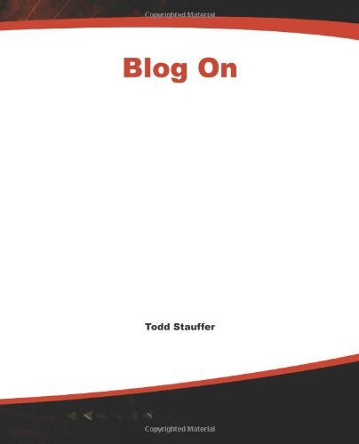 Blog On: Building Online Communities with Web Logs pdf