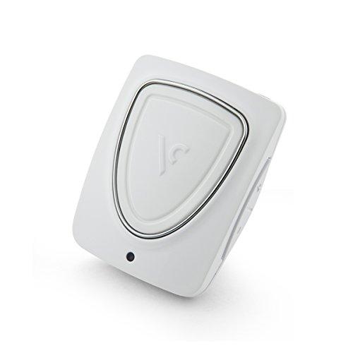 Voice Caddie VC200WH Voice Golf GPS / Rangefinder Navigator White