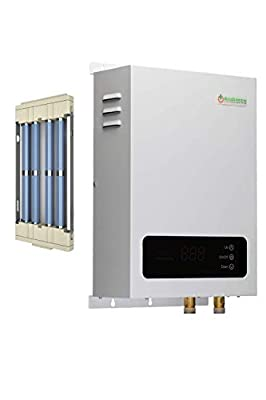 Sio Green Infrared Tankless Water Heater Premium Residential Commercial