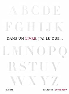Dans un livre, j'ai lu que..., Eugène