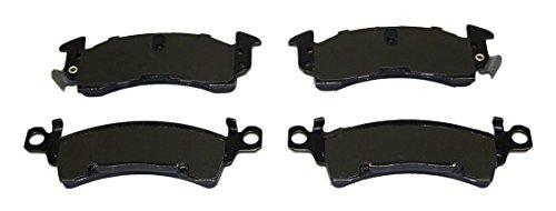 Monroe FX52 ProSolution Semi-Metallic Brake Pad