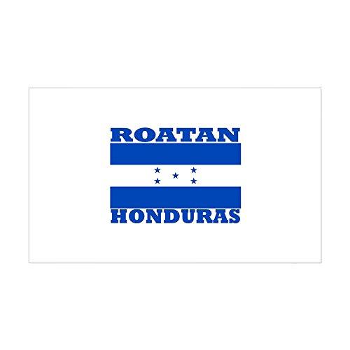 101edf30 CafePress Roatan, Honduras Rectangle Sticker Rectangle Bumper Sticker Car  Decal