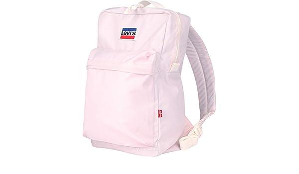 Mochila Mini L Pack Levis - Color - Rosa, Talla - Talla única: Amazon.es: Ropa y accesorios