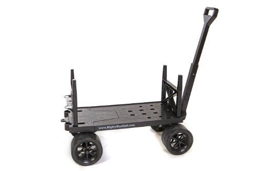 Mighty Max Cart Sports Utility Cart, 400 Lb Capacity