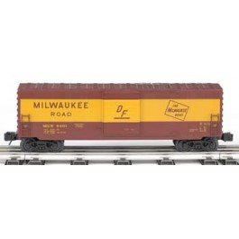 Operating Uncoupling Track - Williams By Bachmann Santa Fe O Scale Operating Box Car