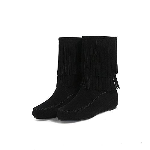 black Sandalette DEDE de Botas Mujer qCx4xpZw