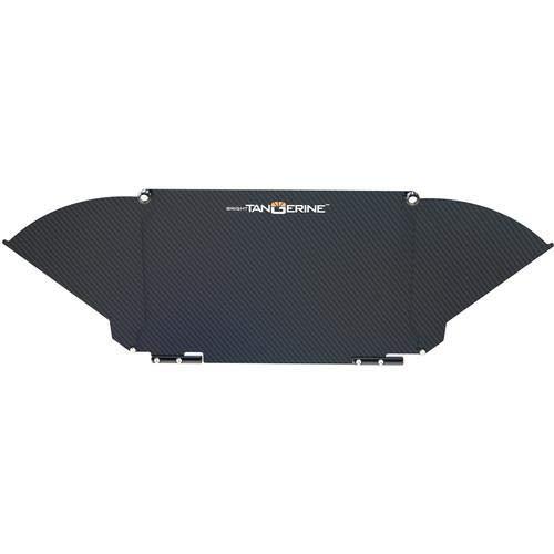 Bright Tangerine Misfit/VIV / VIV 5'' Carbon Fiber Top Flag (V2) Dual Variable Side Wings