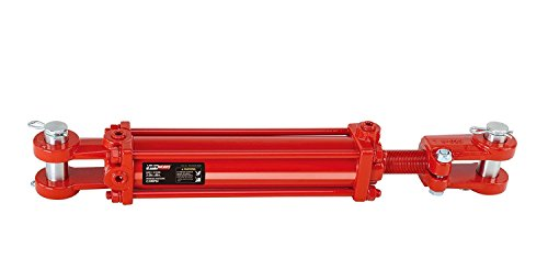 HYDROWORKS Double Acting Tie Rod Hydraulic Cylinder, 2500 PSI (3.5