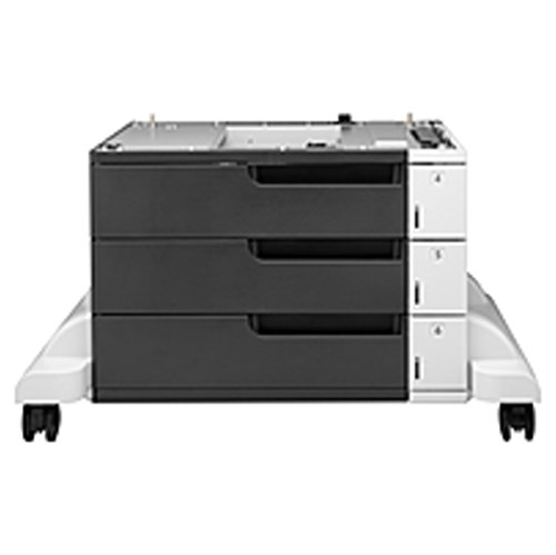 HP LaserJet 3x500-sheet Feeder and Stand - 1500 Sheet (Certified Refurbished)