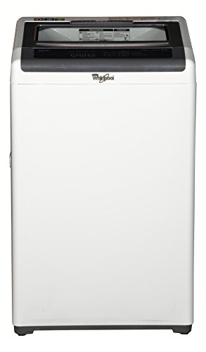 Whirlpool Classic 621S Fully-automatic Top-loading Washing Machine (6.2 Kg, Duet Grey)