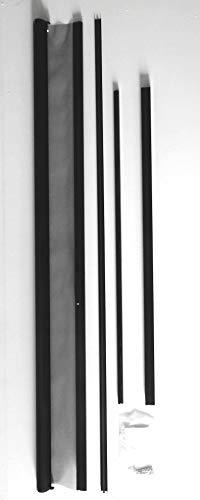 Casper Retractable Single Door Screen
