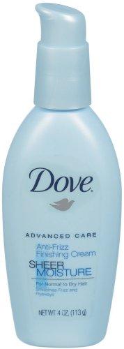 Dove Advanced Moisture Anti Frizz Finishing