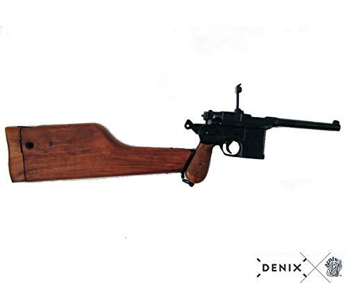 Denix DX1025-BRK 1896 C96 Mauser Pistol