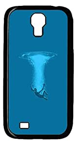 Drowning PC Hard Case Cover for Samsung Galaxy S4 / Samsung Galaxy I9500 Black