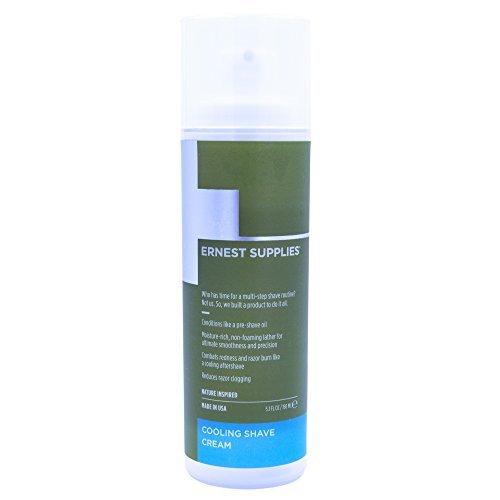 Cooling Shave Cream - Bathroom Size Bottle (150ml)
