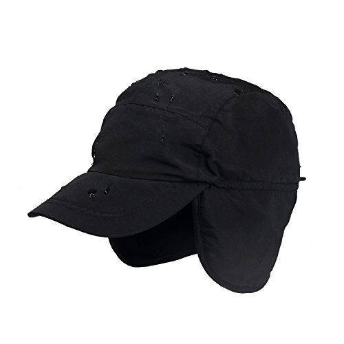 Winter Baseball Cap Earflap Fleece Inside Cap Waterproof Outdoor Cap Adult