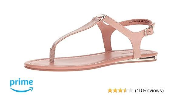 b8470fde2 Amazon.com | Call It Spring Women's Blinder Gladiator Sandal, Bone, 6.5 B  US | Flats