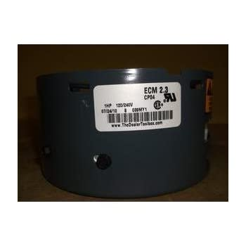 Trane Ge Genteq 3 4 1 Hp Ecm Furnace Blower Motor 5458