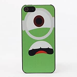 Case/Cover - Green Eye Protective Hard Back Case for iPhone 5/5S