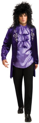 Prince Purple Rain Costume - Standard