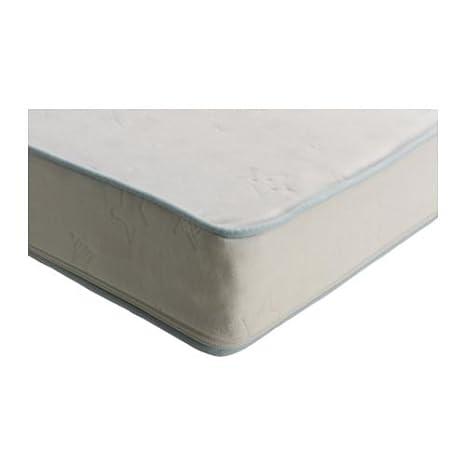 IKEA VYSSA SOMNAT - Colchón para cuna, blanco - 60x120 cm ...