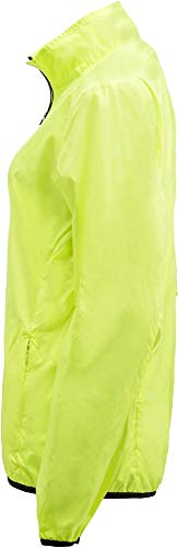 La Wind Größe Ladie xs amp; Push Jacket yellow Farbe Cutter Buck 1xaqpwE
