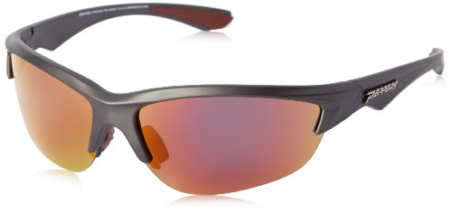 Pepper's Men's Road Warrior Rimless Sunglasses,Matte Grey,55 - Sunglasses Road Warrior
