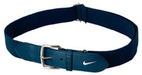 Nike Youth Baseball Belt (Navy/White, Osfm)