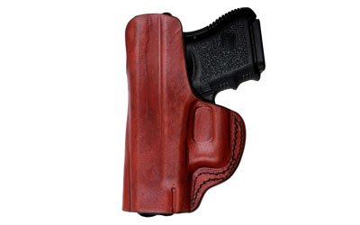 Tagua Gunleather 1911 Inside Pants Gun Holster, Brown, 5-Inch, Right Hand