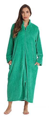 Just Love Plush Zipper Lounger Robe