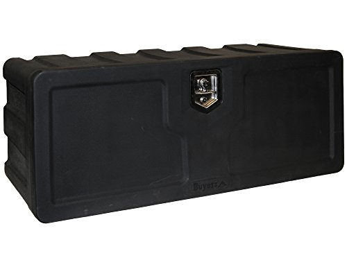 Buyers Products Black Poly Underbody Truck Box by Buyers Products