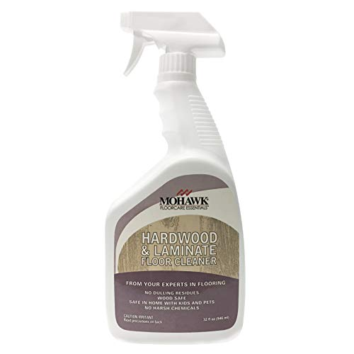 New Mohawk Hardwood and Laminate Floor Cleaner Spray Bottle 32 Fl oz.