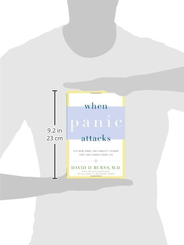 31vsVU G5tL - When Panic Attacks: The New, Drug-Free Anxiety Therapy That Can Change Your Life