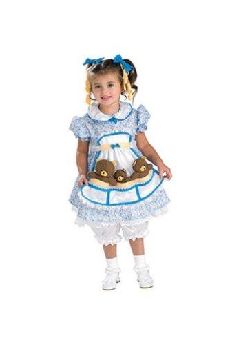 Rubie's Big Girls' Goldilocks Costume Medium