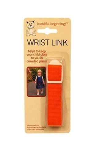 Adjustable Wrist Link Safety Rein Restraint Toddler Walking Various Colours 81cm