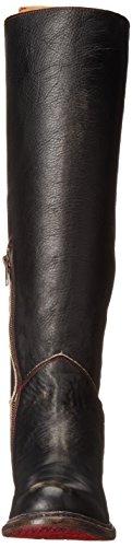 Bed STU Women's Manchester Knee-High Boot Black Handwash 4VsIa2q