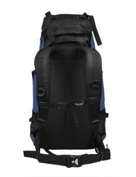 BERGSTEIGEN Bag Schulter Stecker Outdoor Rucksack weiblich Licht Abfalltonne Travel Reise Freizeit Freizeit Große Kapazität Wasserdicht