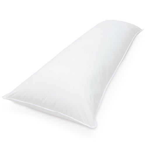 DOWNLITE Down Alternative Extra Long Body Pillow (20