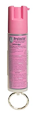 SABRE Dog Spray—Maximum Strength Protector Pepper Spray Dog Attack Deterrent—All-Natural and Effective