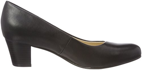 Caprice Women's 22309 Closed-Toe Pumps Black (Black Nappa 22) 48R9W66