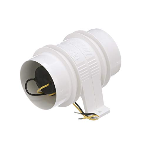 Attwood 1733-4 Blower H20 Resist (White, 3-Inch)