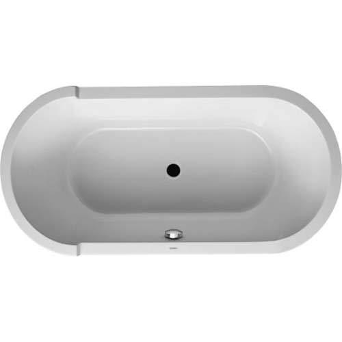 Duravit Starck Soaking Bathtub 700409000000090 White