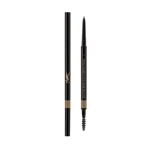 Yves Saint Laurent YSL Couture Brow Slim 0.05g # Blond Cendre 01 - Eyebrow Pencil