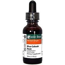 Blue Cohosh 1 Fl Oz - Liquid Herbal Supplement by Cedar Bear Naturales (1 Oz)