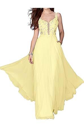 Dibujos en forma de corazón de la Toscana de novia de tul por la noche vestidos de fiesta de fútbol vestido largo vestidos amarillo 50
