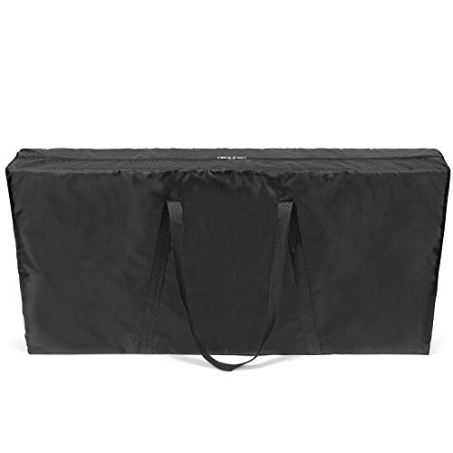 Tailgating Pros Cornhole Board Carrying Case 4'x2' Regulation Size (Premium Material No ()