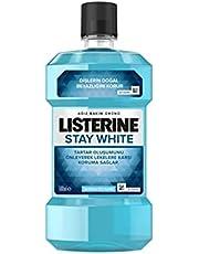 Listerine Stay White, 500 Ml