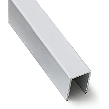sliding screen door track. sliding screen door track - top u channel 5/8\ c