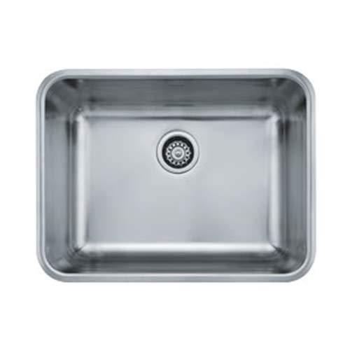 Franke Grande Undermount Steel Kitchen Sink GDX11023 Stainless Steel